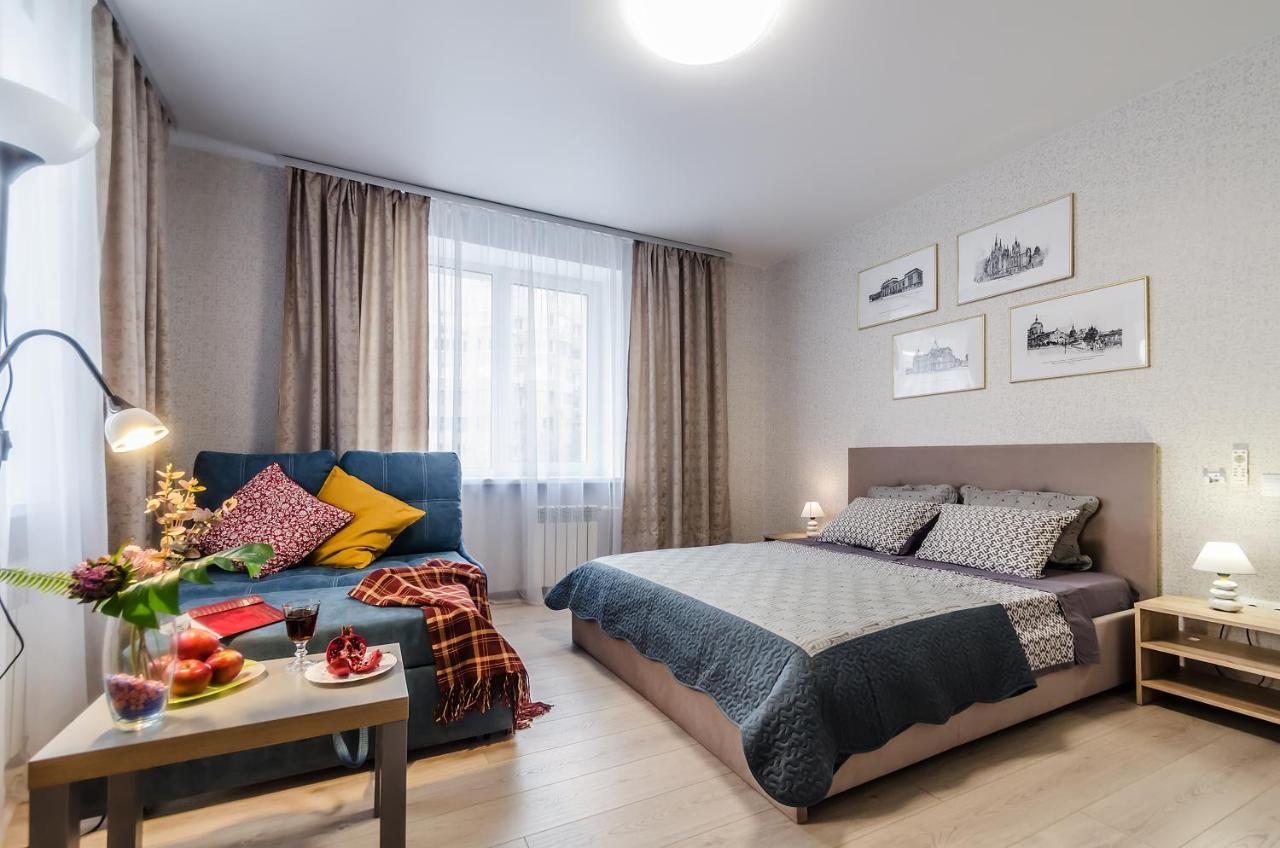Апартаменты/квартира Апартаменты на Арцыбушевской#4 - отзывы Booking