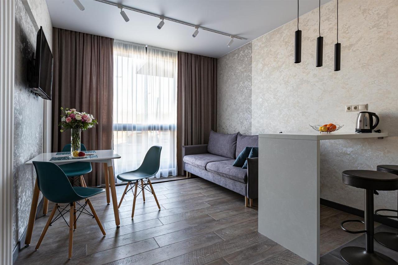 Апартаменты/квартира  Охта парк апартаменты  - отзывы Booking