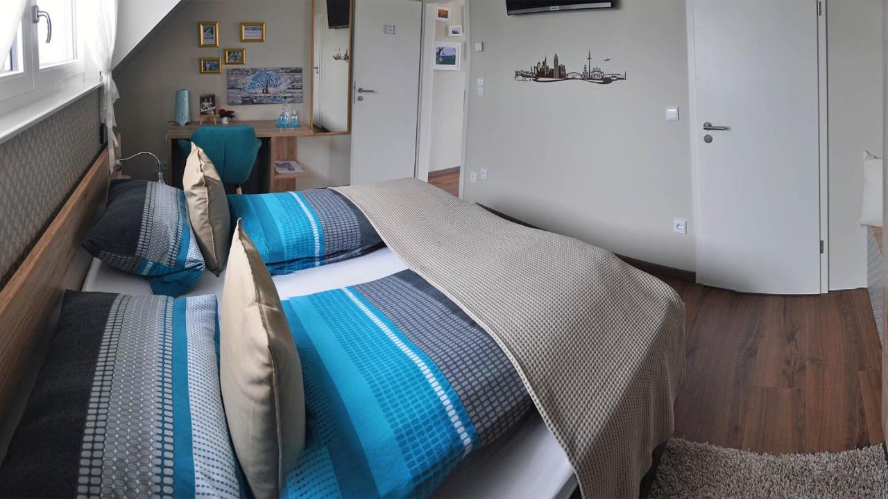 Отель типа «постель и завтрак» Отель типа «постель и завтрак» Frankfurt Bed & Breakfast