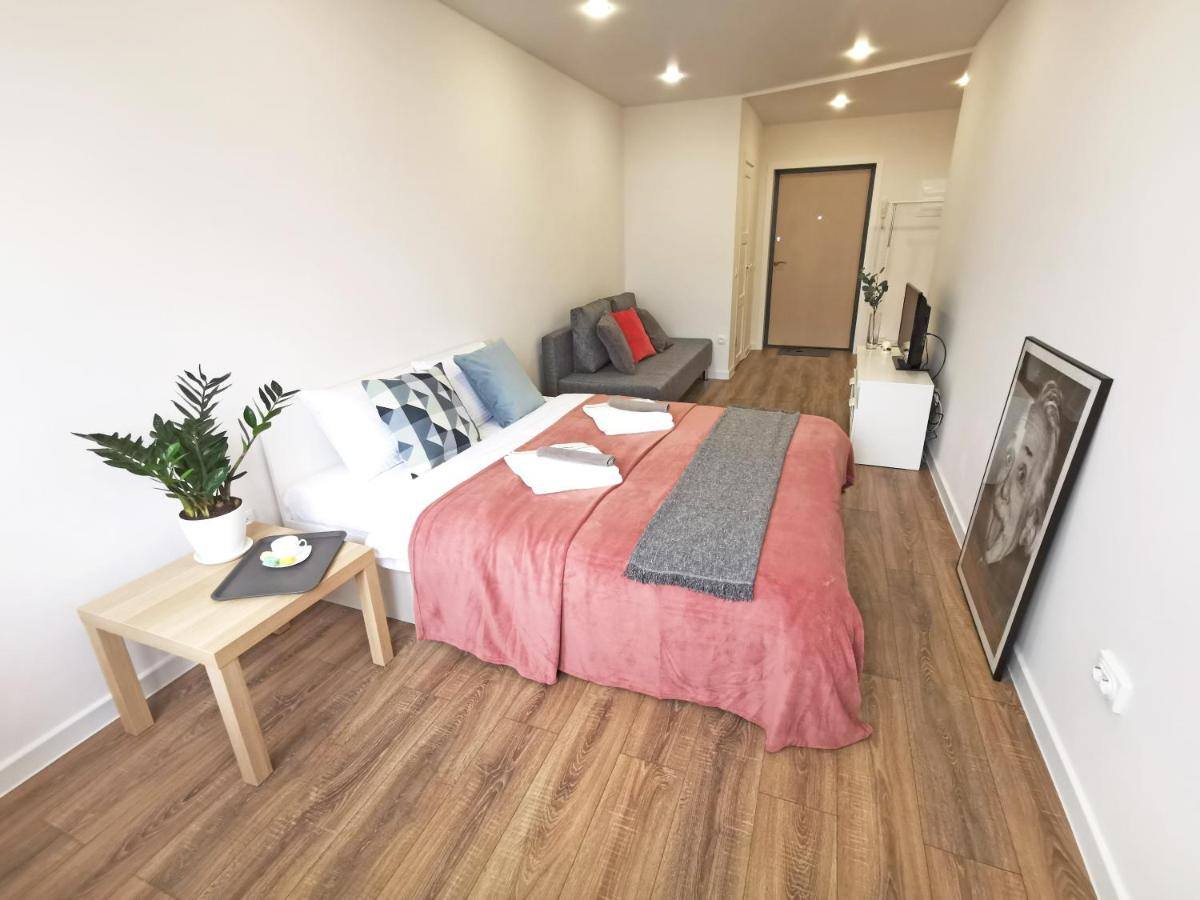 Апартаменты/квартира  Уютные апартаменты у парка Оккервиль