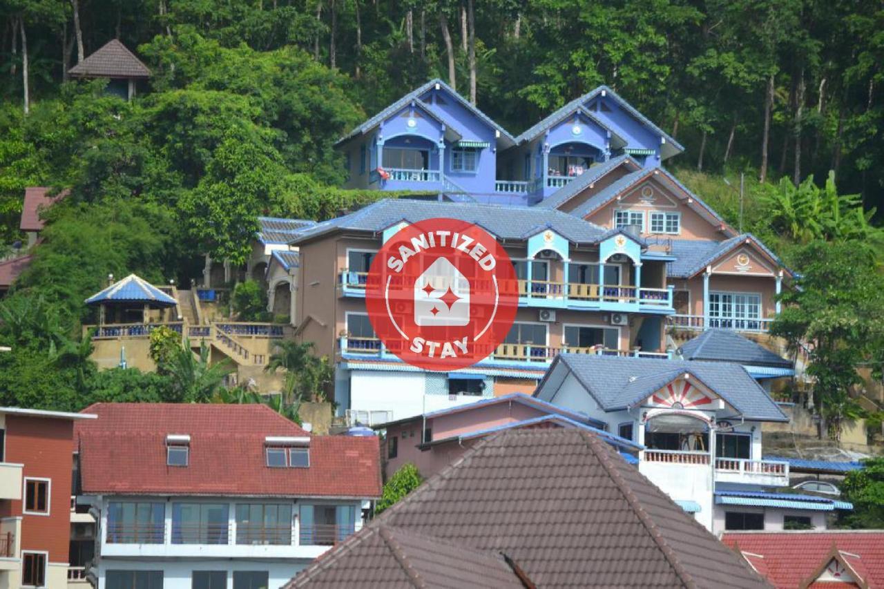 Отель  OYO 851 On Hill Residence Patong  - отзывы Booking