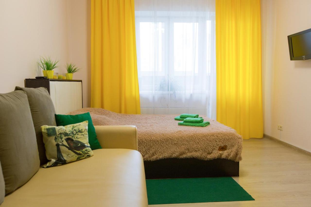 Апартаменты/квартира  УютHOME Yellow Street  - отзывы Booking