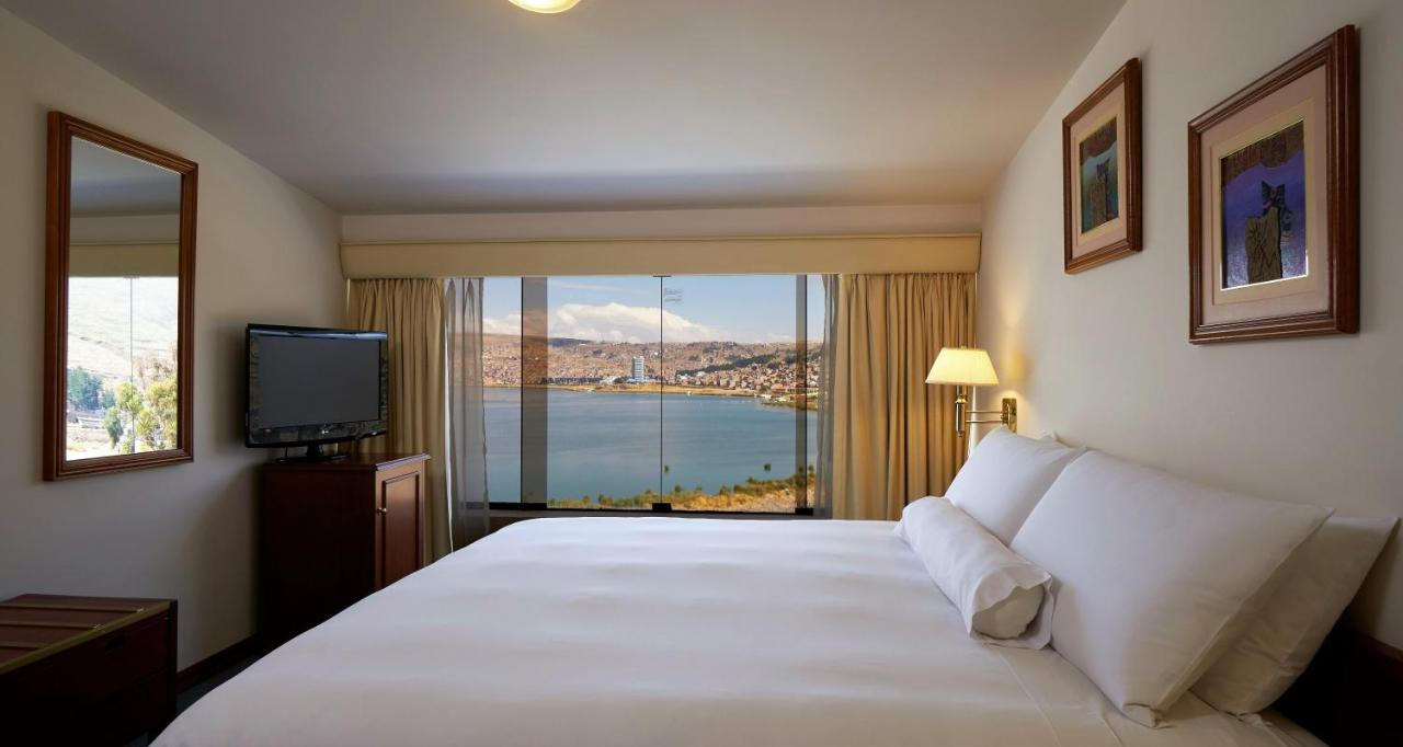 Отель  GHL Hotel Lago Titicaca Puno