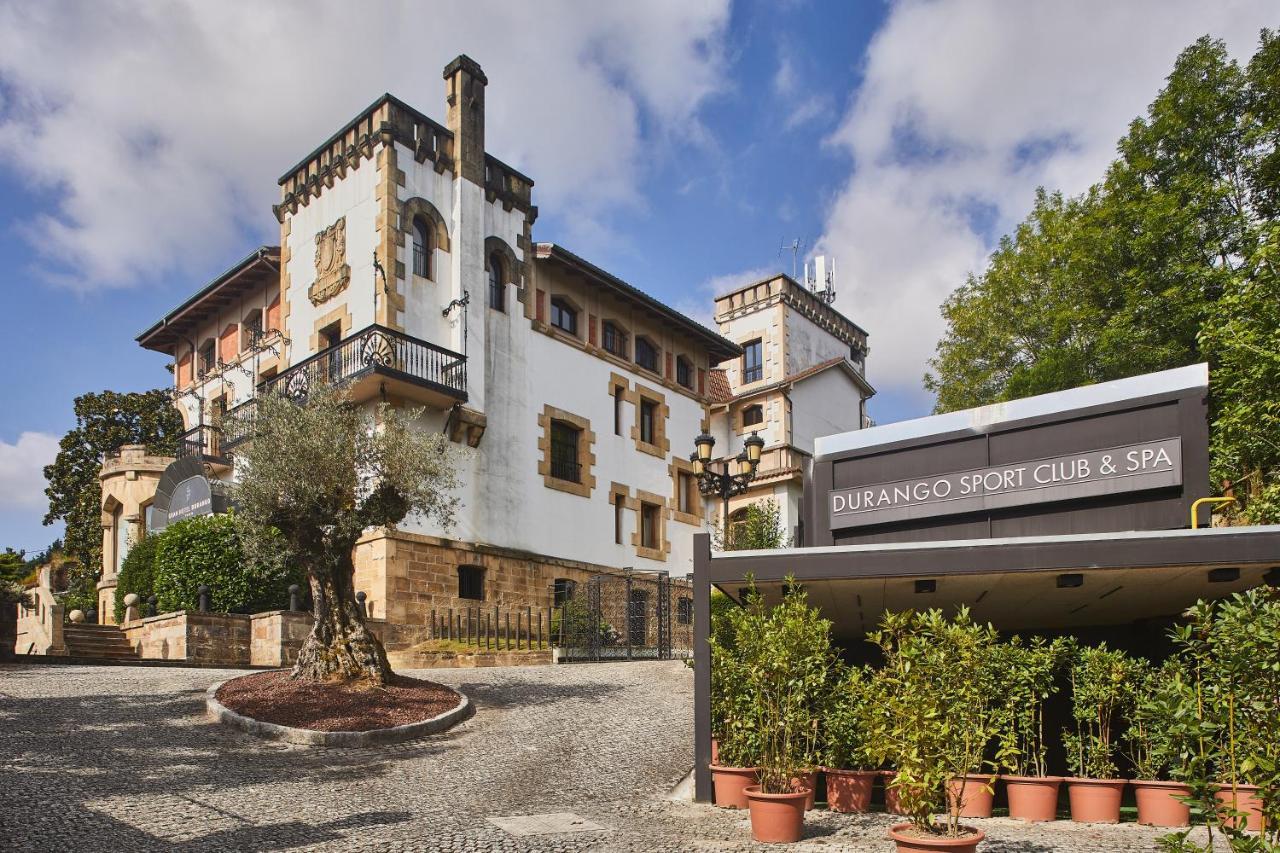 Отель  Silken Gran hotel Durango  - отзывы Booking