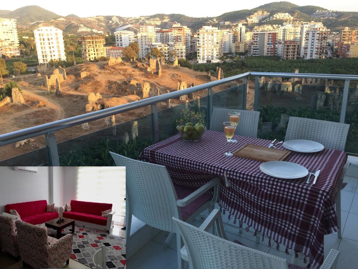 Апартаменты/квартира  1 плюс 1 с видом на горы и древний город