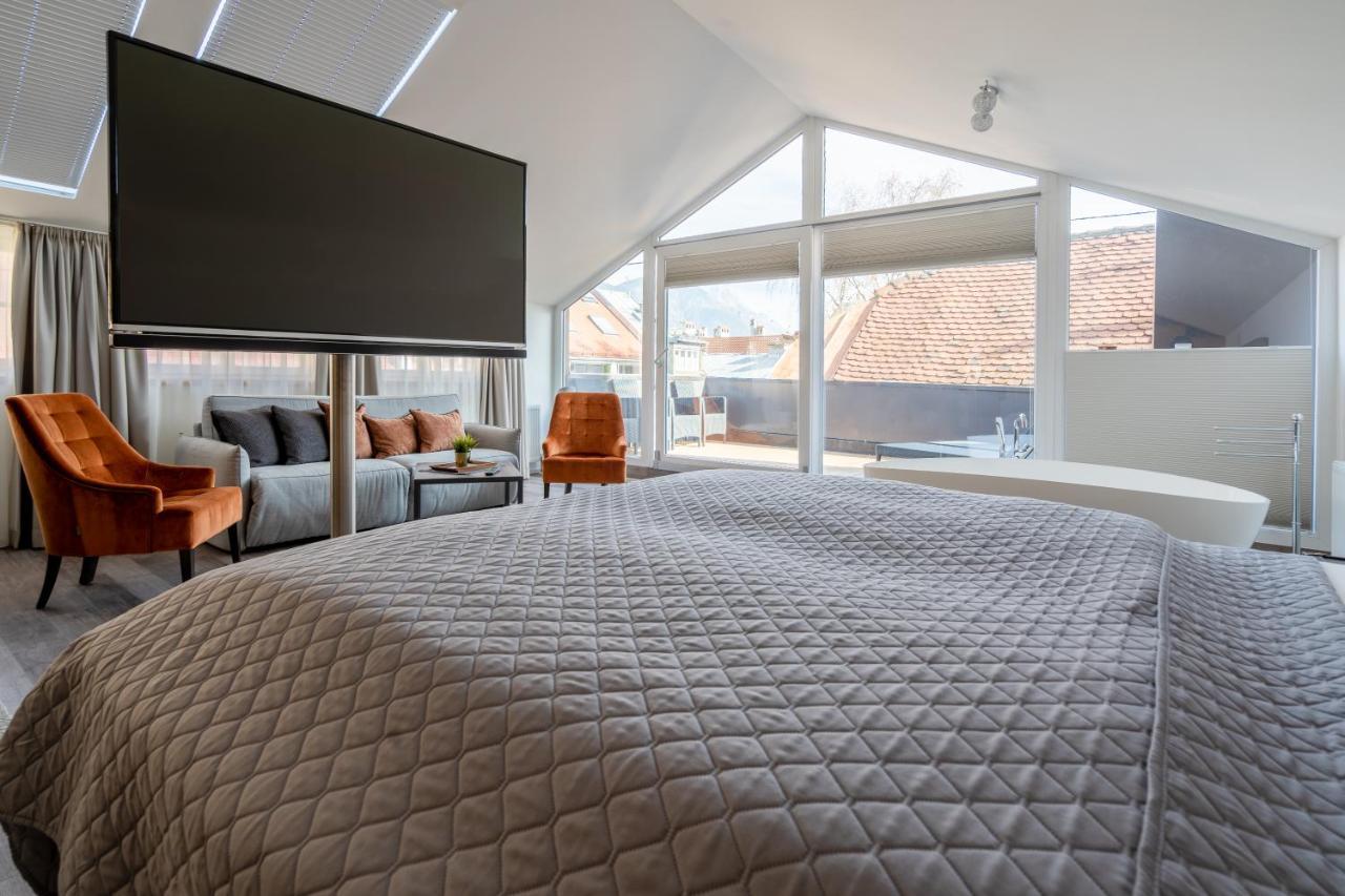 Апартаменты/квартиры  Kaiser Max Design Appartements  - отзывы Booking