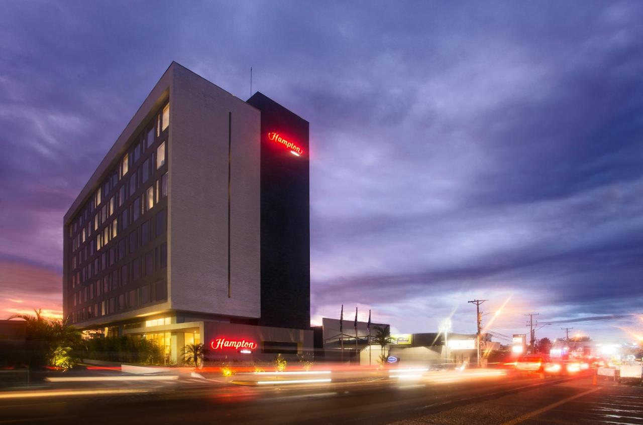 Отель  Отель  Hampton By Hilton David, Panamá