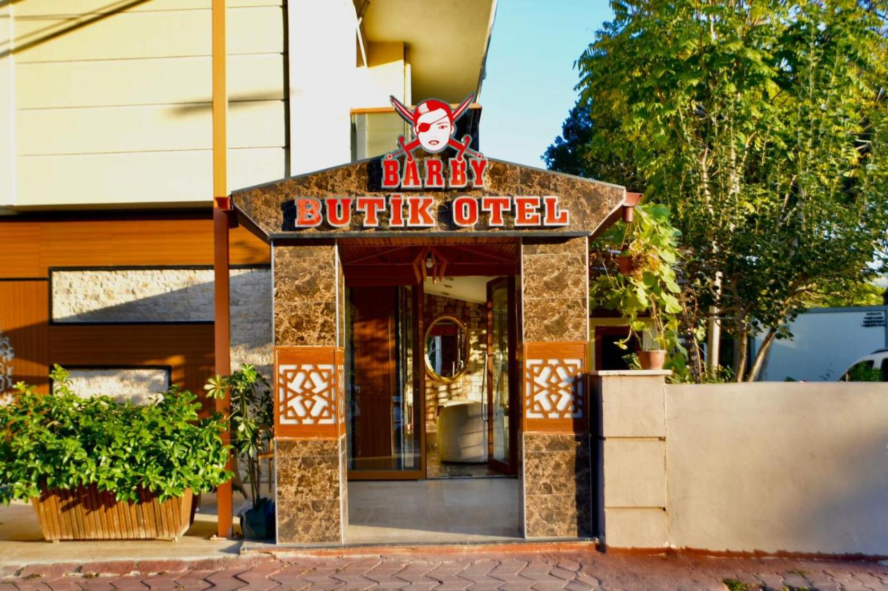 Мини-гостиница  Barby Butik Otel  - отзывы Booking