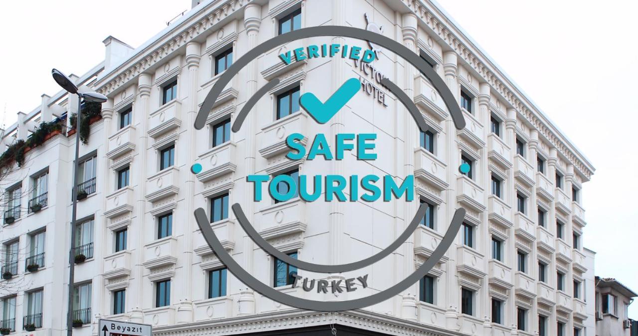 Отель  Victory Hotel & Spa Istanbul  - отзывы Booking