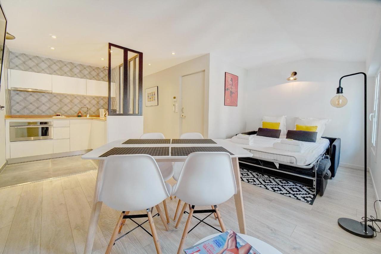 Апартаменты/квартира  IMMOGROOM - AC - 5min from the beaches 8 min from Palais - CONGRESSBEACH  - отзывы Booking