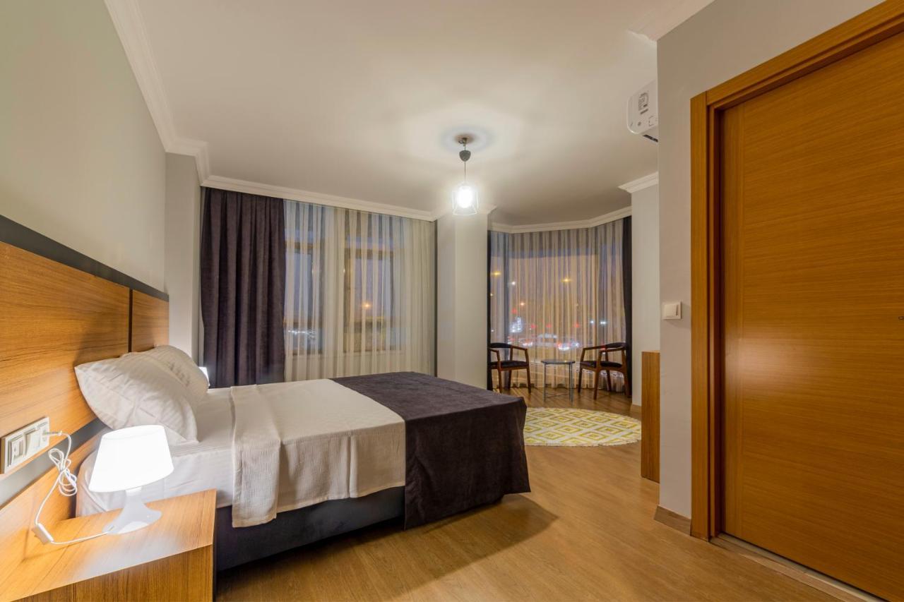 Отель  Отель  Antalya Business Hotel