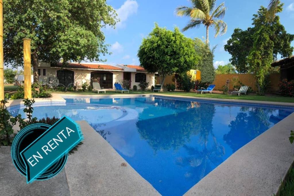Дом для отпуска  HERMOSA CASA ENTRE EL MAR Y LA LAGUNA EN ACAPULCO  - отзывы Booking