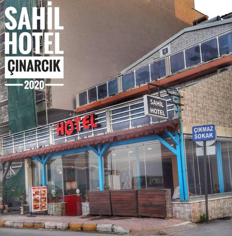 Отель  Sahil Hotel Çınarcık