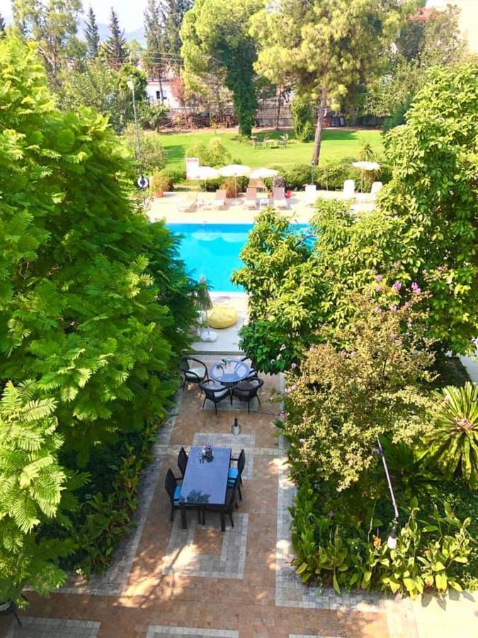 Отель  Akkent Garden Hotel