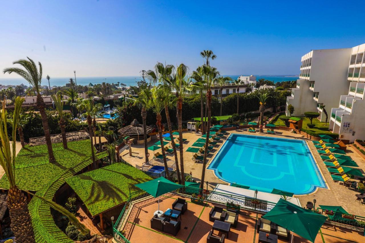 Отель  Отель  Hotel Argana Agadir