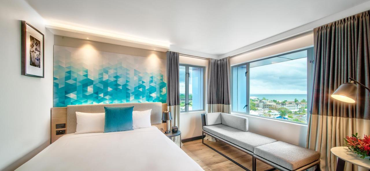 Отель Tanoa Plaza Hotel