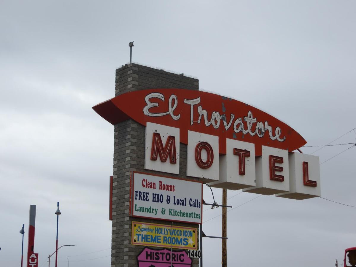 Мотель  El Trovatore Motel  - отзывы Booking