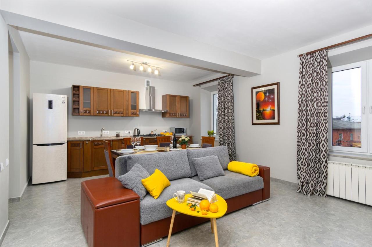 Апартаменты/квартира  Bliss aparts Centre - Deputatskaya D  - отзывы Booking