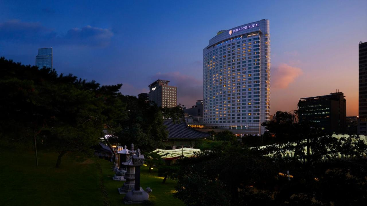 Отель  InterContinental Seoul COEX