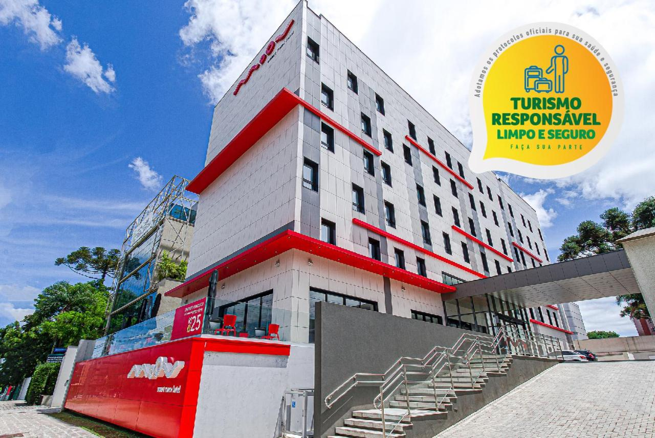 Отель  Отель  Hotel Moov Curitiba