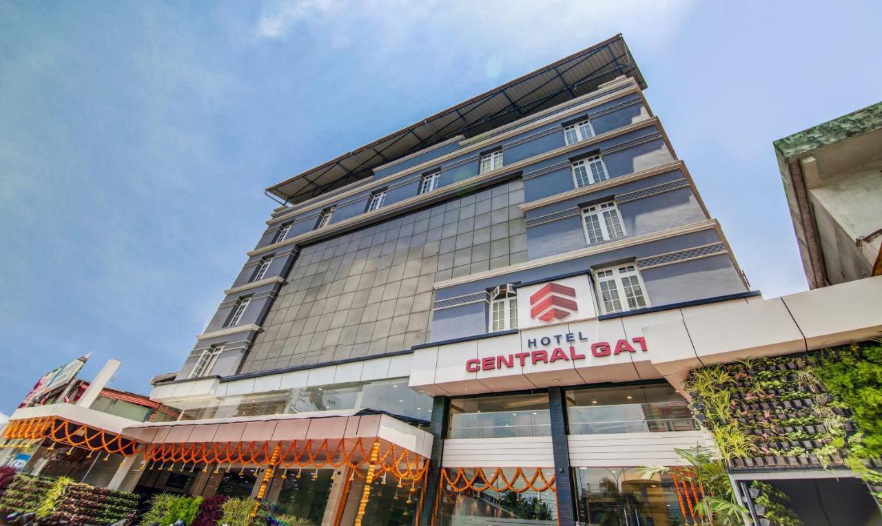 Отель  Отель  Hotel Central Gate(Business And Luxury Hotel)