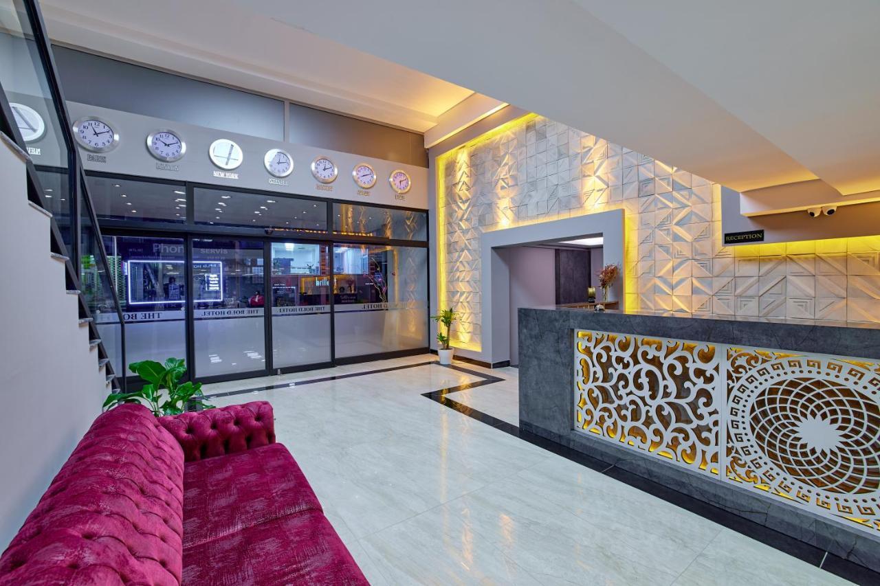 Отель  The Bold Hotel  - отзывы Booking