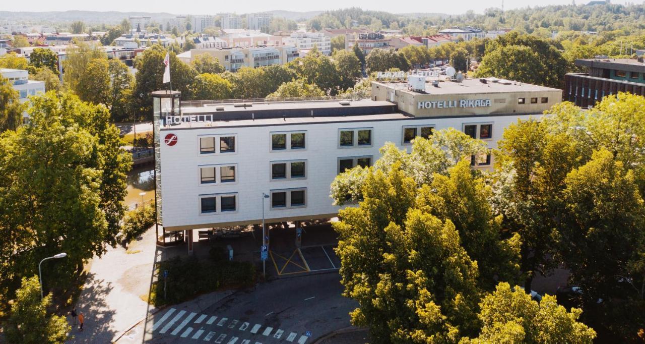 Отель  Original Sokos Hotel Rikala Salo