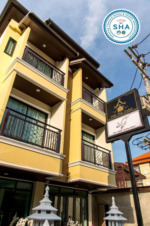 Отель типа «постель и завтрак»  Villa Thai Orchid (adult Only)