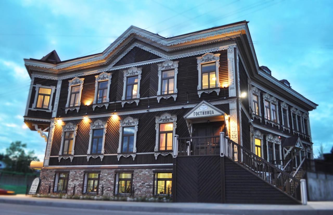 Отель  Гостиница Купеческий Дом