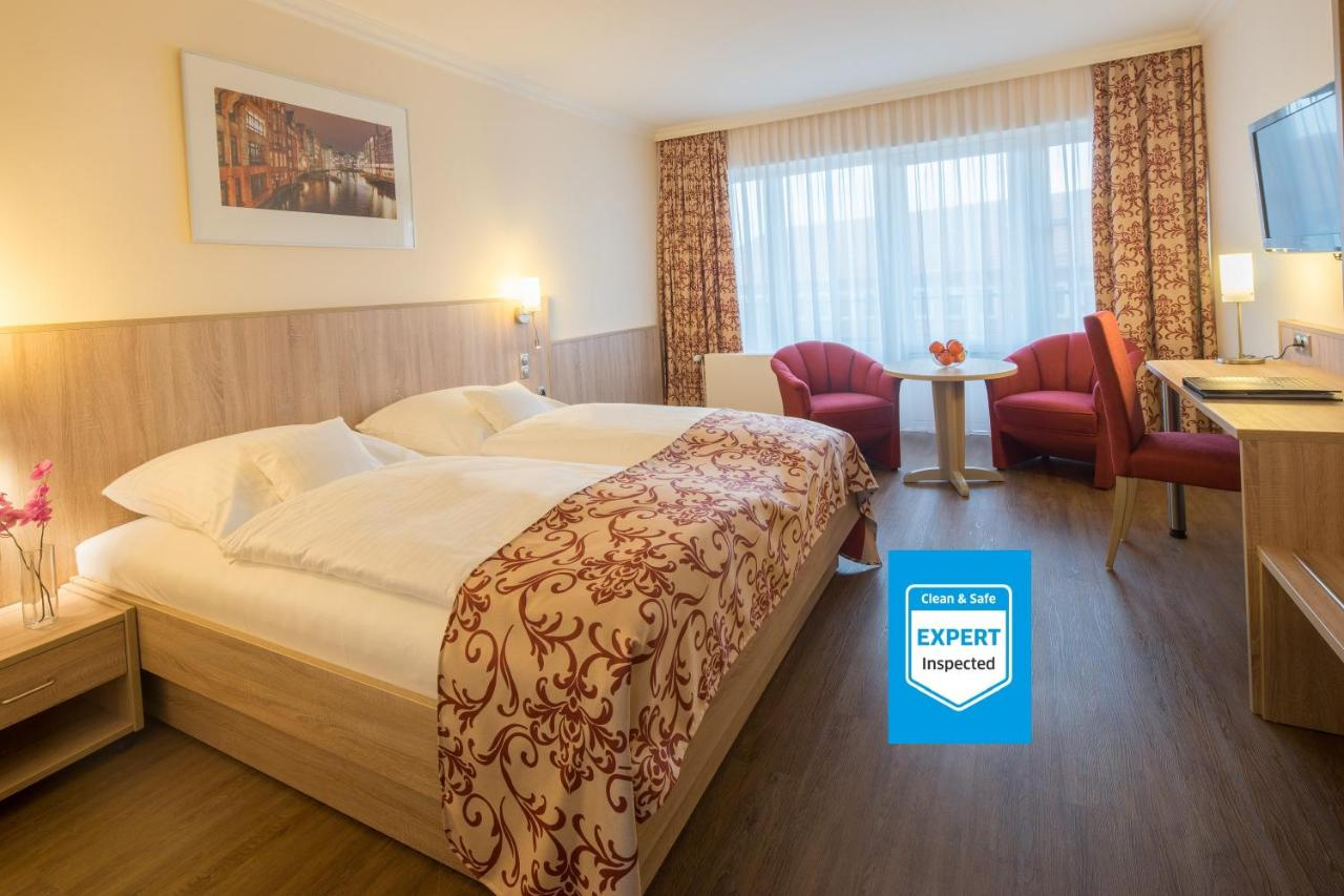 Апарт-отель  Apartment-Hotel Hamburg Mitte