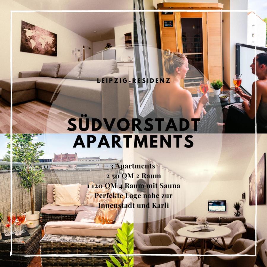Апартаменты/квартиры  Leipzig Residenz - Südvorstadt Apartments