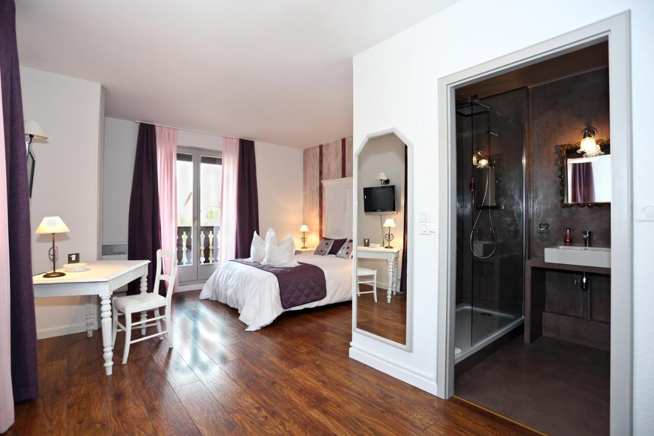Отель  Le Verger Des Châteaux, The Originals Relais (Inter-Hotel)