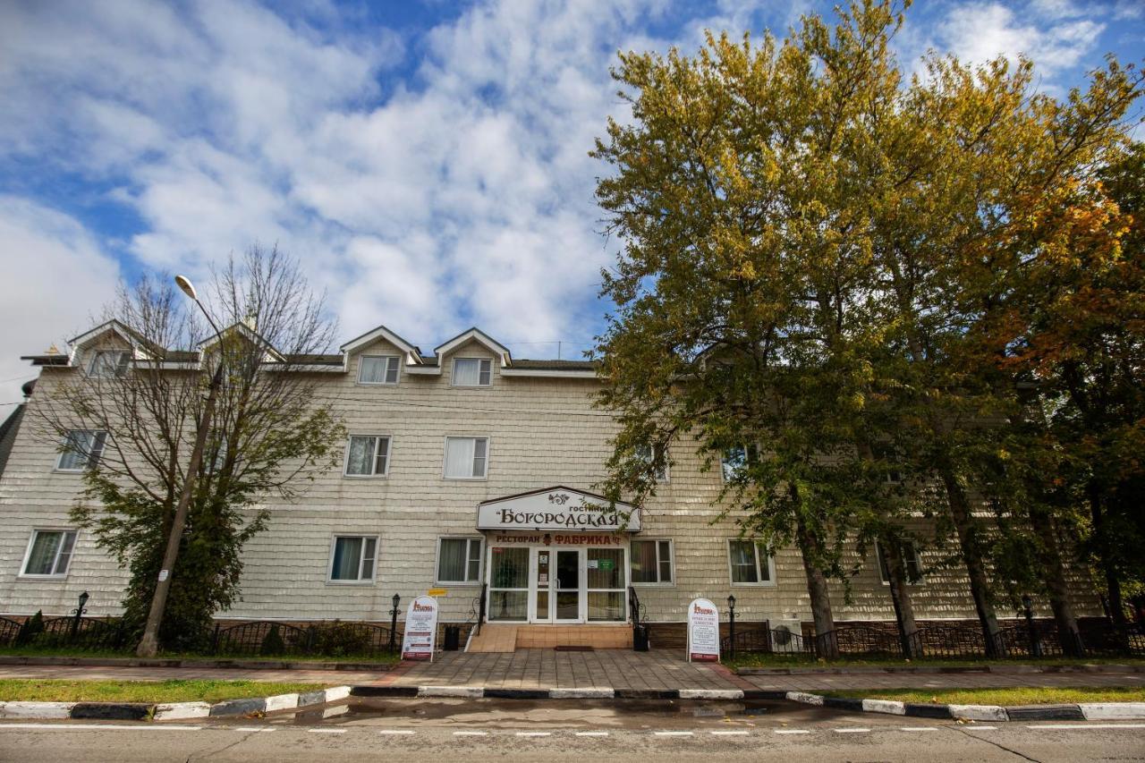 Фото Отель Гостиница Богородская