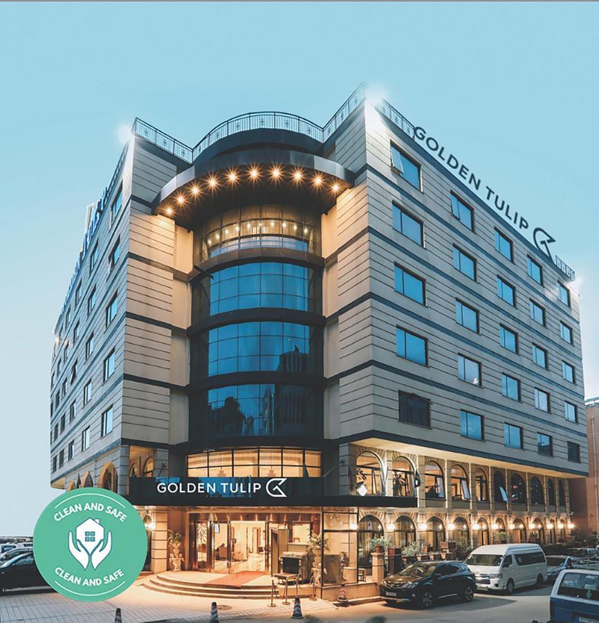 Отель  Отель  Golden Tulip Addis Ababa