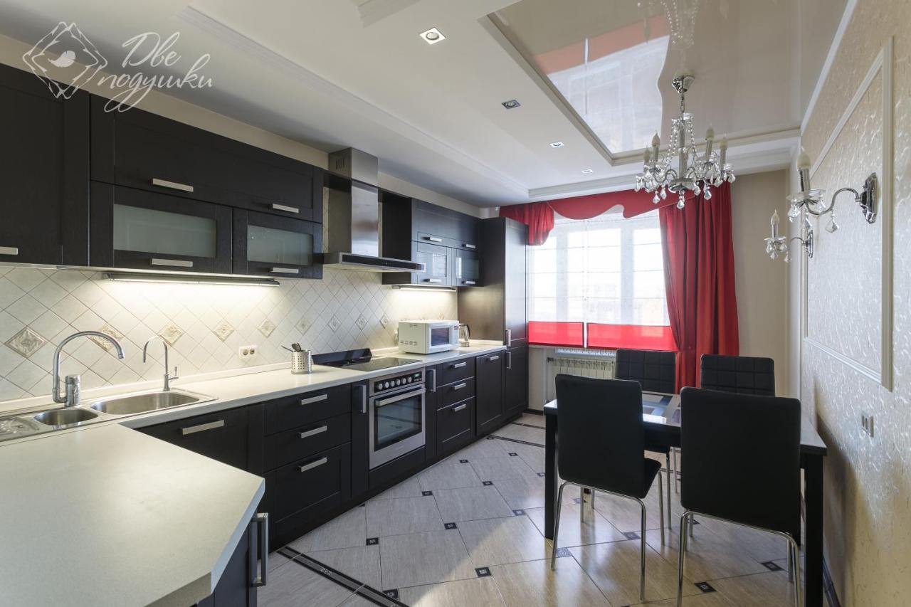 Апартаменты/квартиры  Apartment TwoPillows Leningradskaya 144  - отзывы Booking