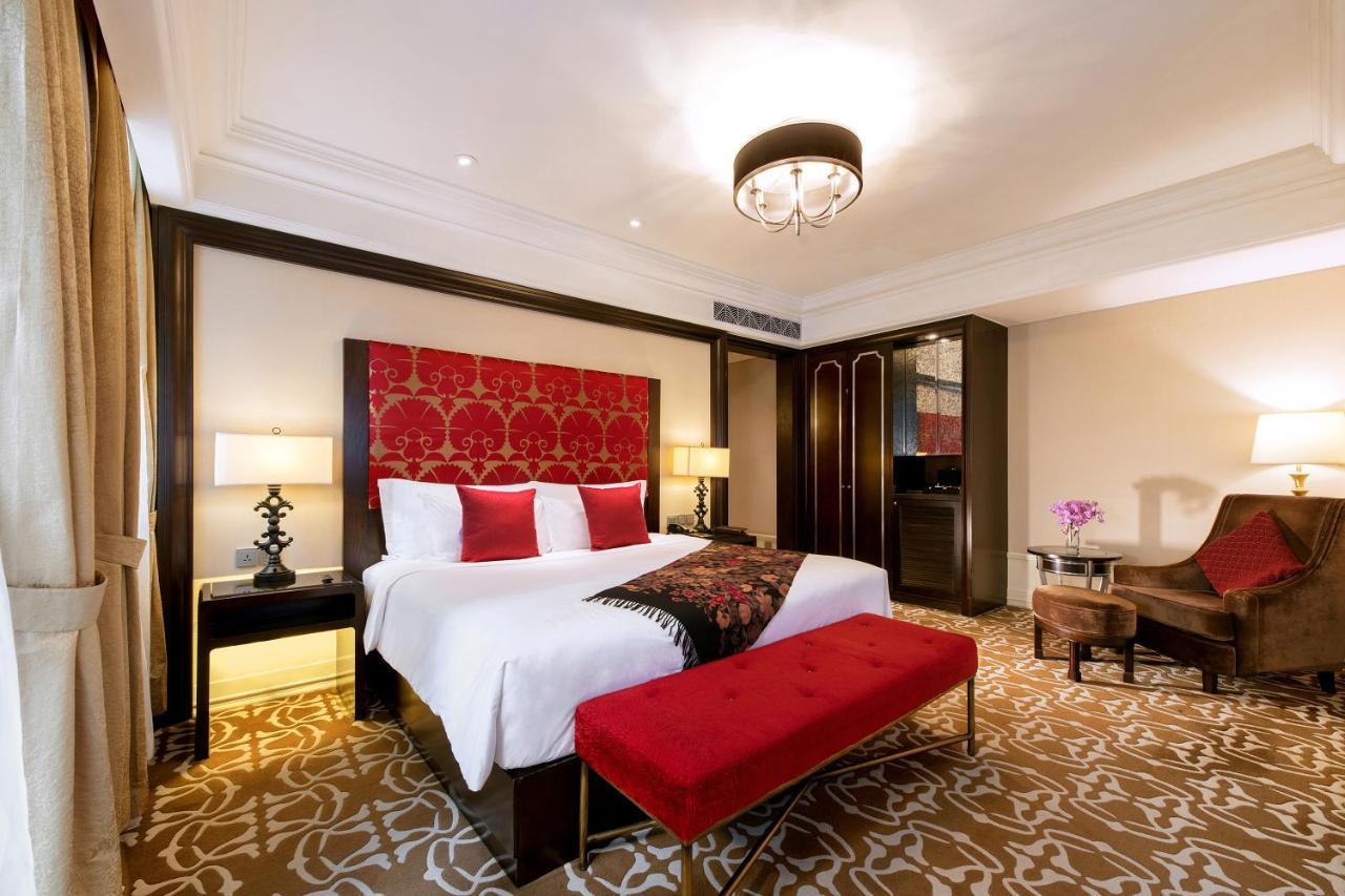 Отель  The Yangtze Boutique Shanghai  - отзывы Booking