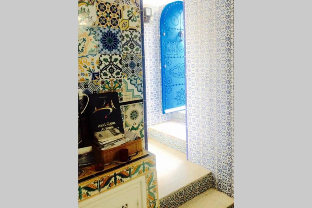 Апартаменты/квартира  Quiétude et charme à Sidi Bou Said  - отзывы Booking