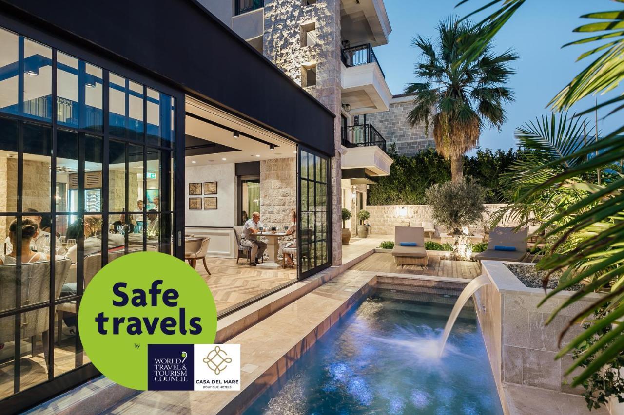 Отель  Boutique Hotel & Spa Casa del Mare - Mediterraneo  - отзывы Booking