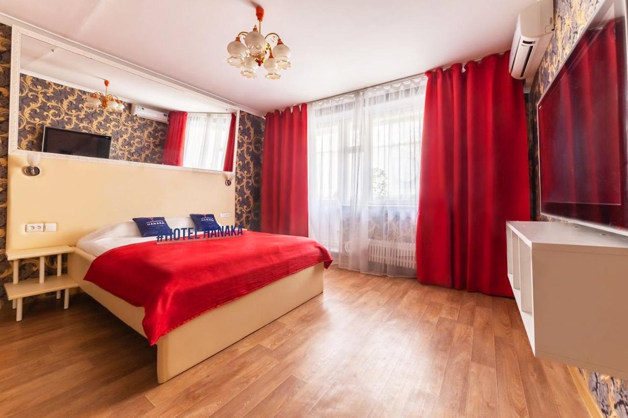 Апартаменты/квартиры  Apartment Hanaka Alma-Atinskaya  - отзывы Booking