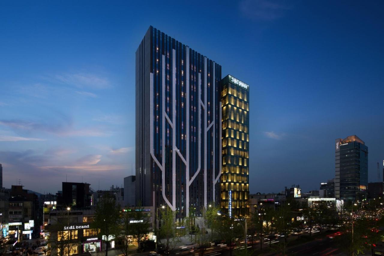 Отель The Recenz Premium Gangnam Garosu-gil Hotel - отзывы Booking
