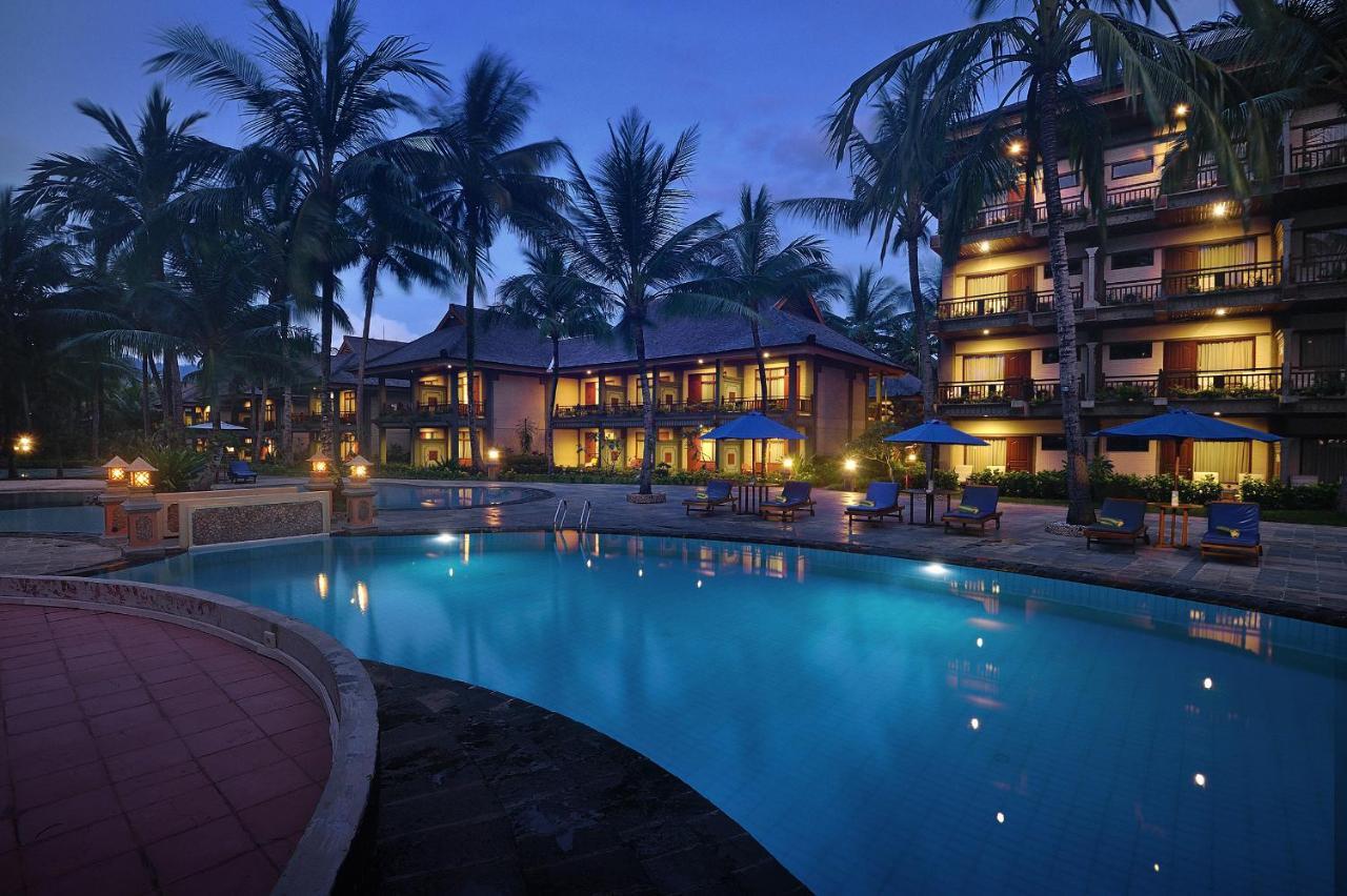 Курортный отель  Jayakarta Hotel Lombok