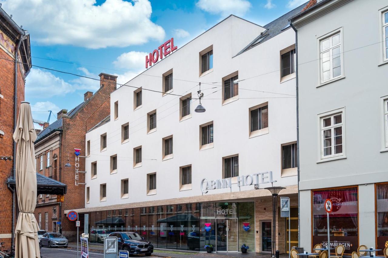 Отель Отель Cabinn Aarhus