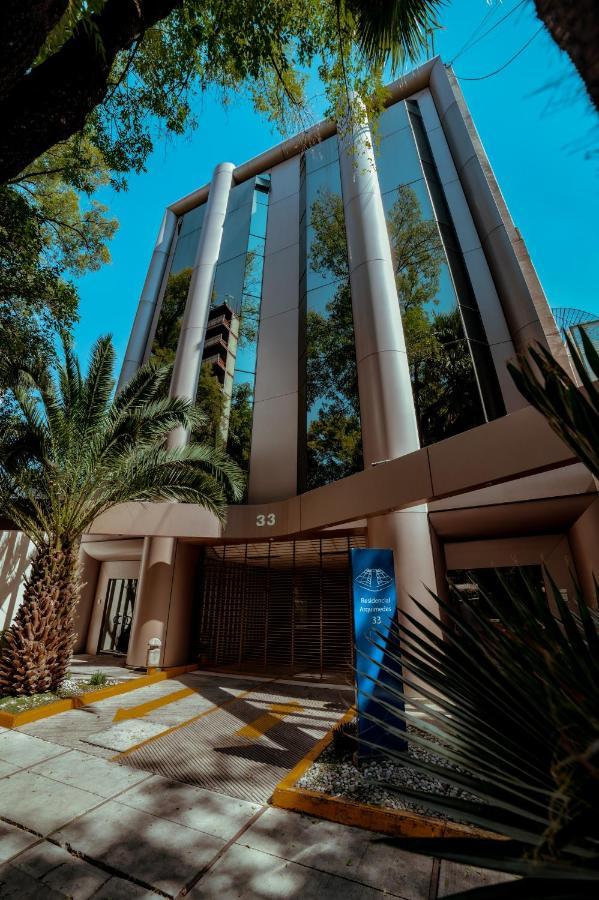 Отель  Suites Arquimedes 33  - отзывы Booking