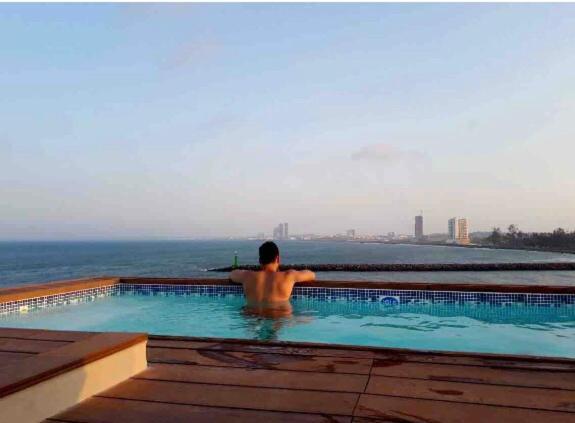 Апартаменты/квартира  FRENTE PLAYA Vista Al Mar, PISCINA DE USO EXCLUSIVO