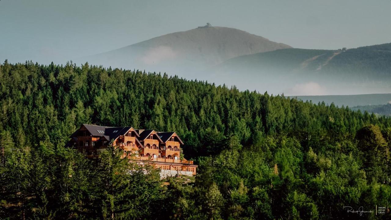 Отель  Hotel Seidorf W Sosnówce Koło Karpacza