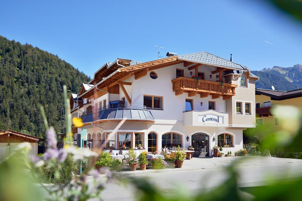 Отель  Hotel Central - Das Kleine Boutique Hotel Am Achensee