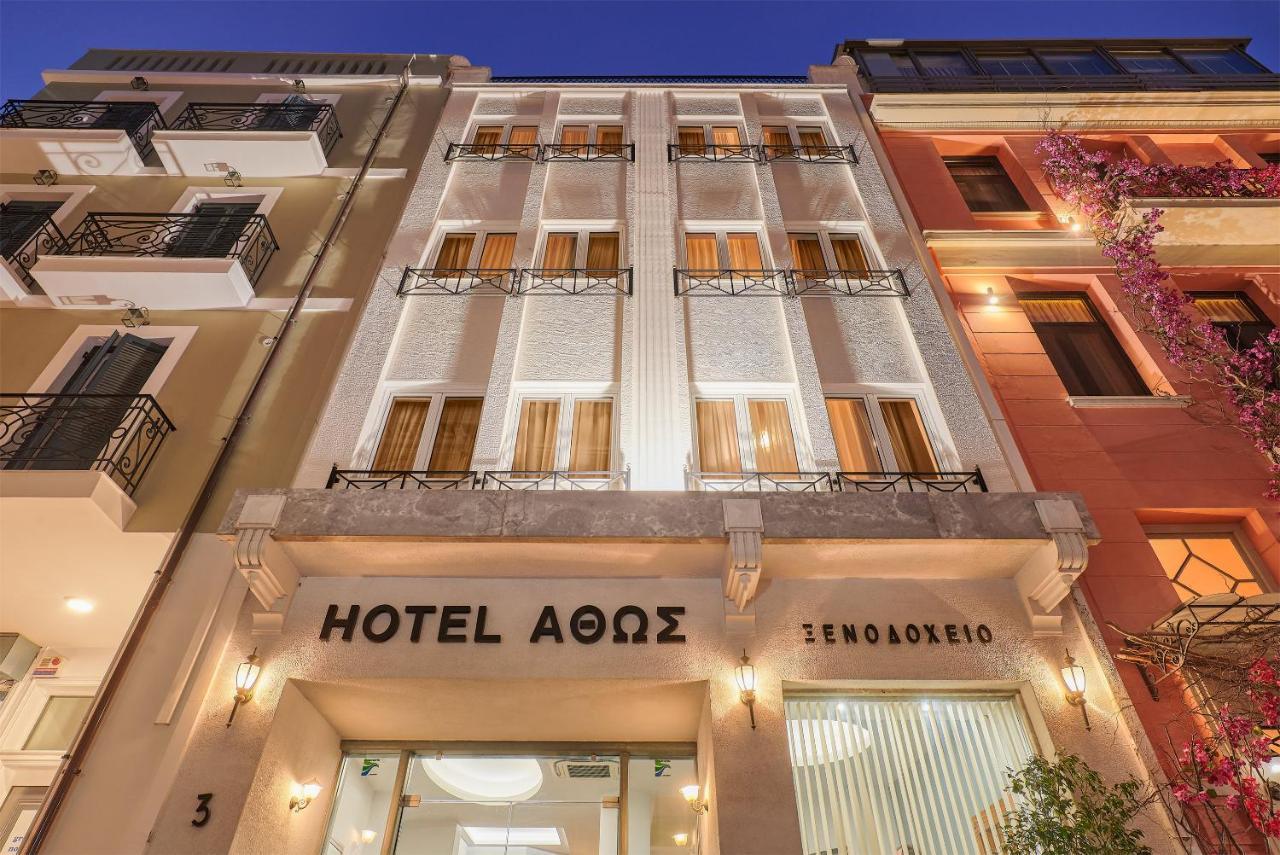 Отель Отель Athos Hotel