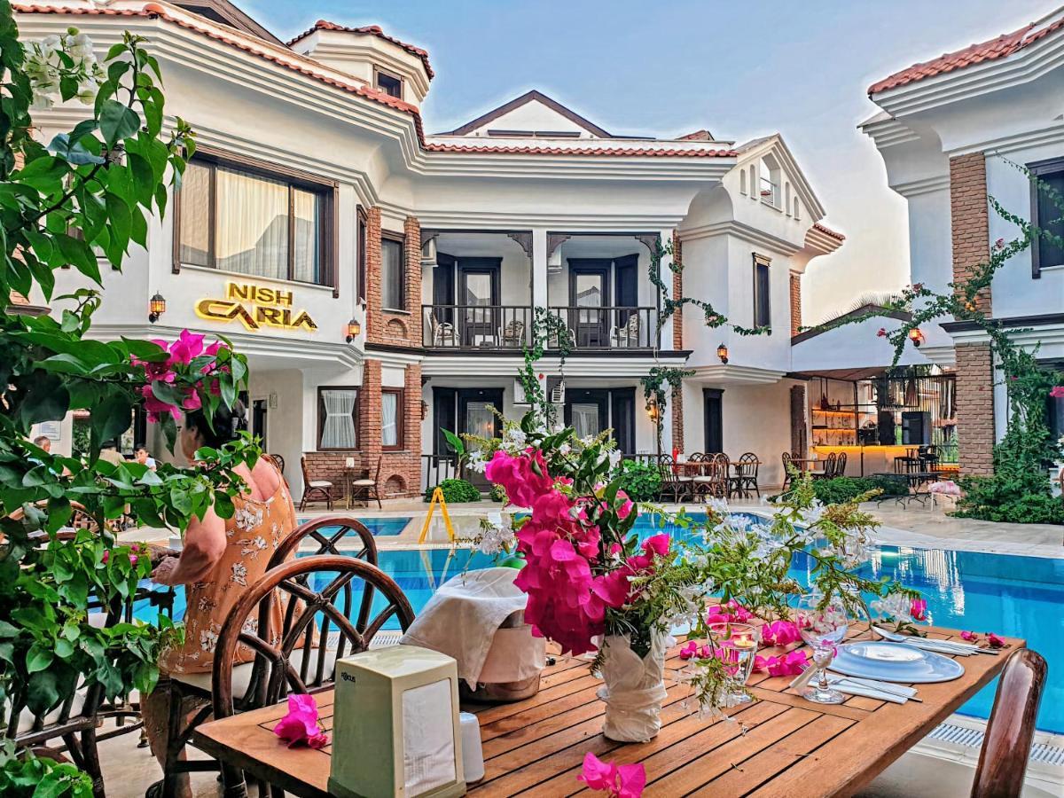 Отель  NİSH CARİA BOUTIQUE HOTEL