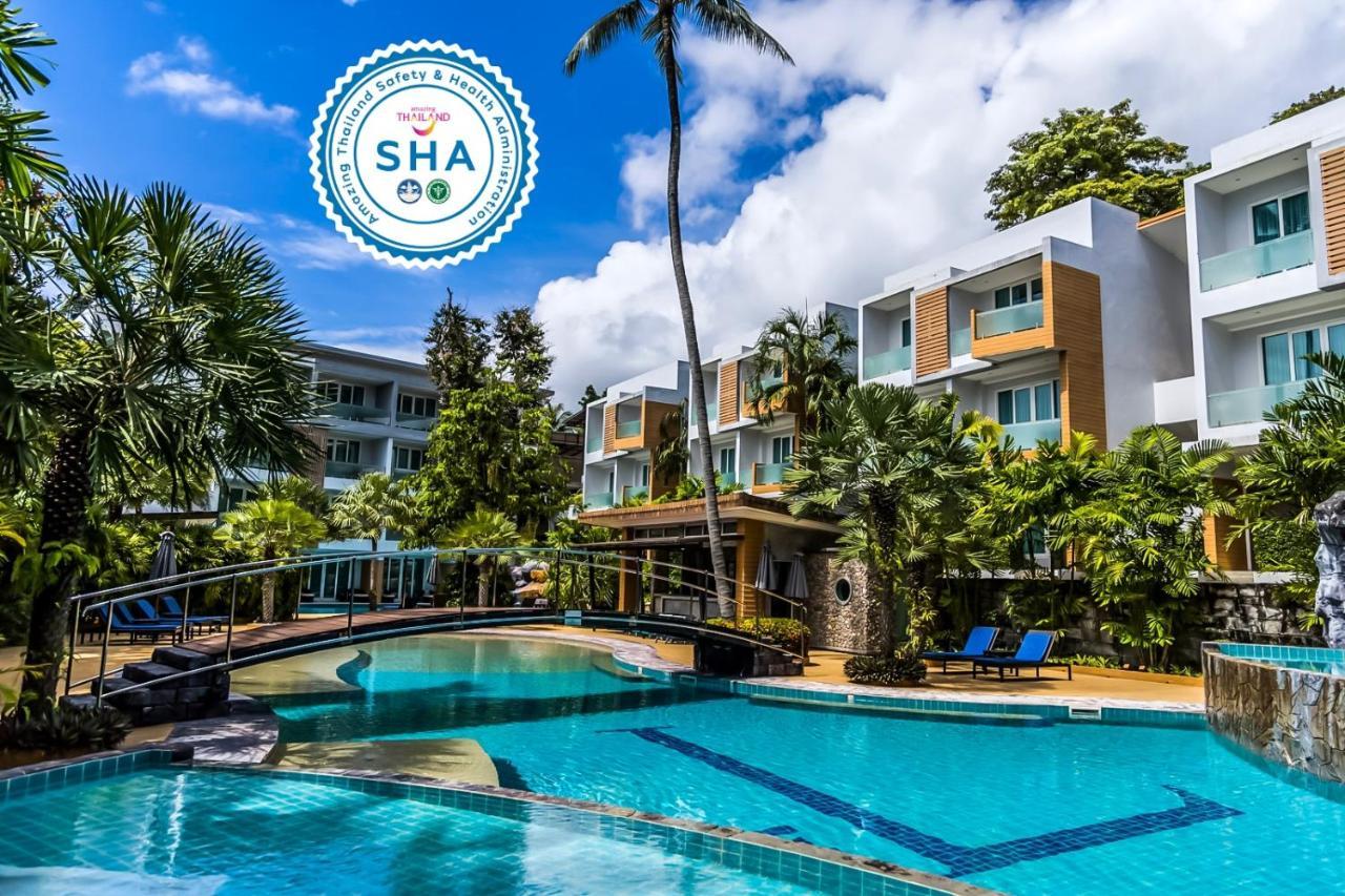 Курортный отель  The L Resort Krabi