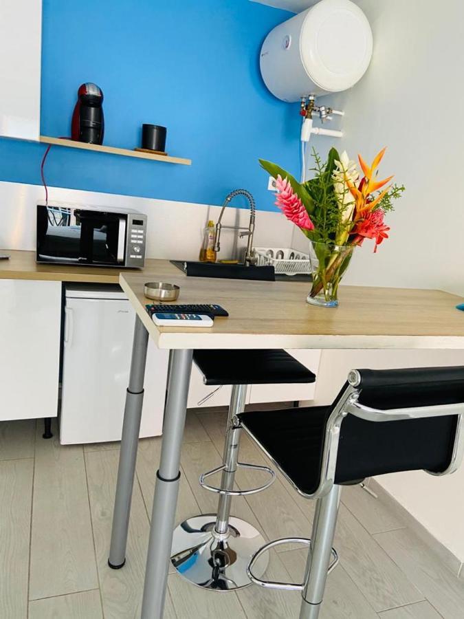 Апартаменты/квартира  Résidence VWAL O VAN 2, studio plage à proximité  - отзывы Booking
